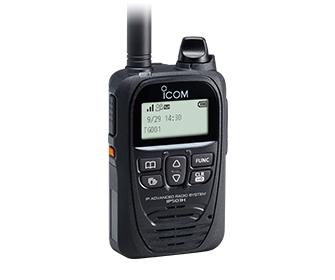 Icom IP501H kézi LTE rádió