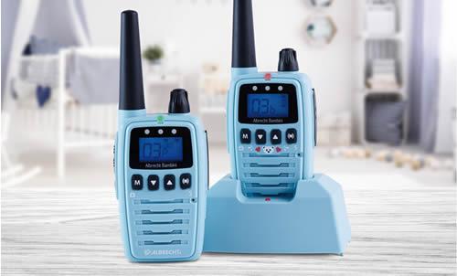 Bébiőr PMR446 rádiók a DND Telecom Center Kft. kínálatában