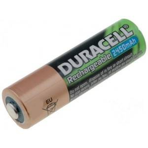 DURACELL AA Rechargeable Battery HR6