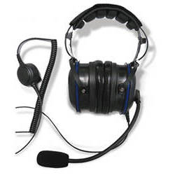 Power-Time PTE-750 S1 Heavy-duty Headset for Icom and Alan Radios