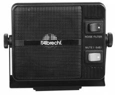 Albrecht CB-905 External Speaker with Noise Filter for CB Radio