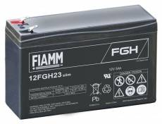 Fiamm 12FGH23 Slim 12V 5Ah Sealed Rechargeable Lead-acid Battery