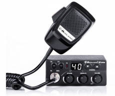 Midland M Zero Plus AM/FM 40 Channels CB Radio