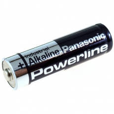 Panasonic Powerline Industrial AA Alkaline Battery LR6