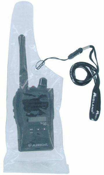 Waterproof Case for PMR or Professional Radios
